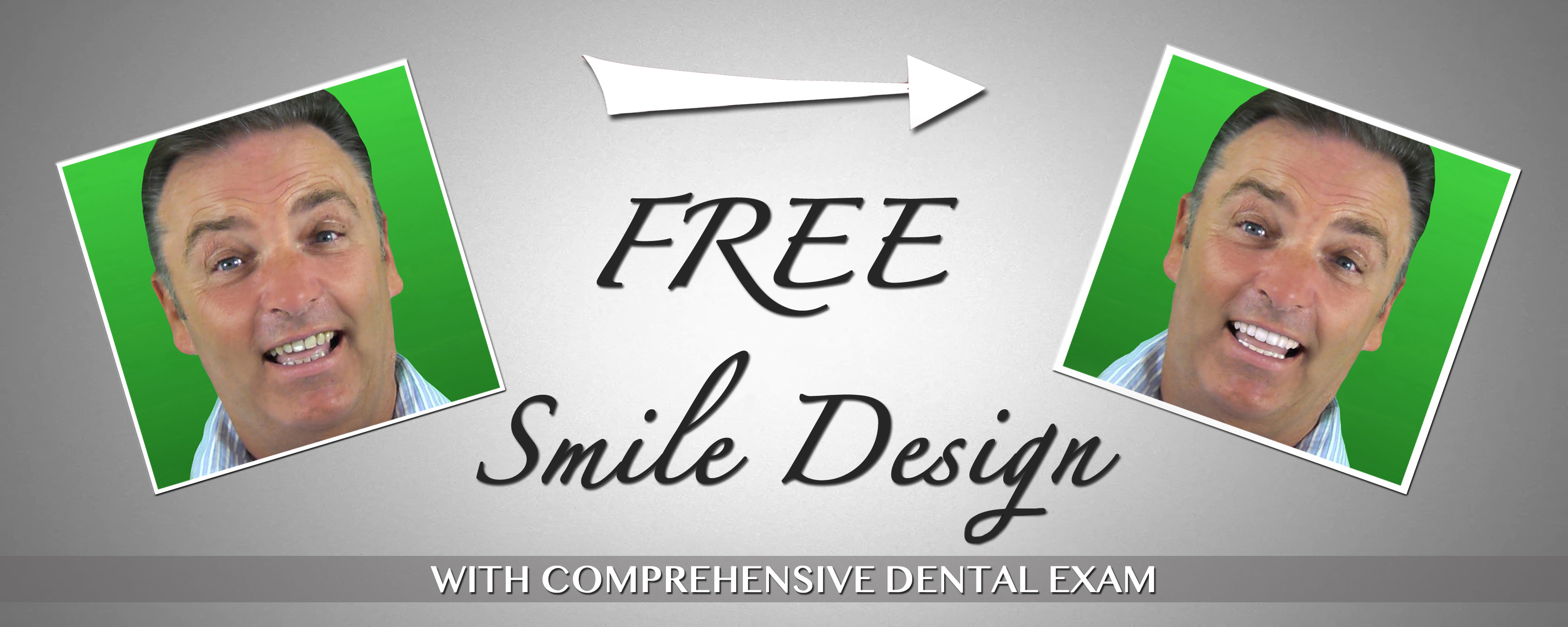 Smile Design with Comprehensive Dental Exam in Winter Park, FL